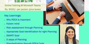 PDCA Training